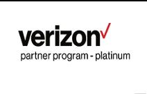 Verizon Partner Program - Platinum logo